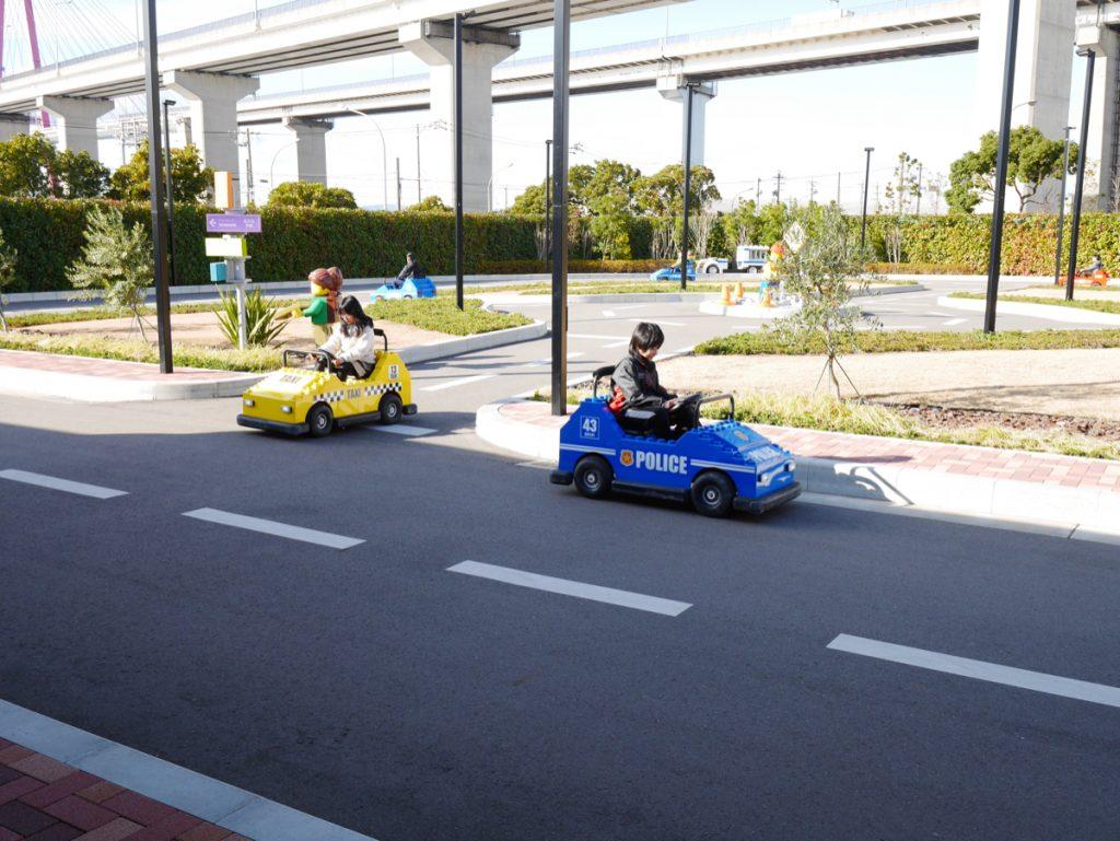 レゴランド Driving School(ドライビング・スクール)